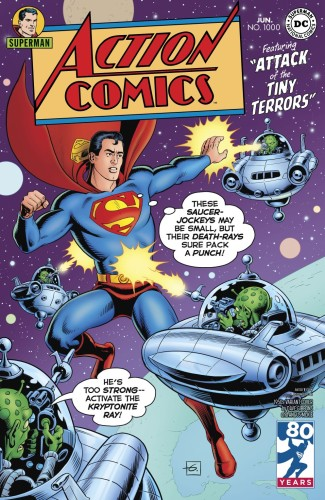 ACTION COMICS #1000 1950S VAR ED