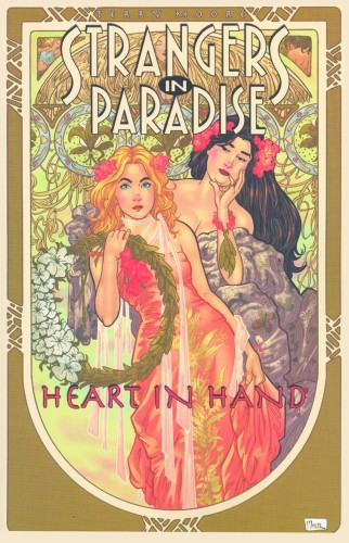 STRANGERS IN PARADISE TP VOL 12 HEART IN HAND