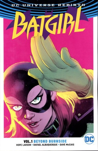 BATGIRL TP VOL 01 BEYOND BURNSIDE (REBIRTH)