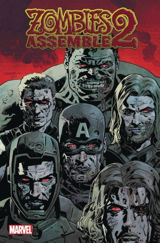 ZOMBIES ASSEMBLE 2 #1 (OF 4) SAMNEE VAR