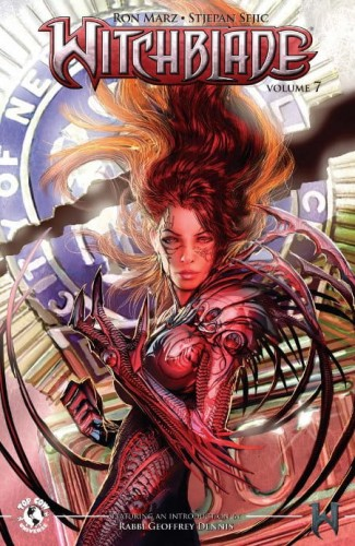 WITCHBLADE TP VOL 07