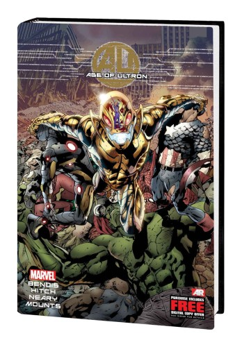 AGE OF ULTRON HC