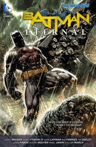 BATMAN ETERNAL TP VOL 01 (N52)