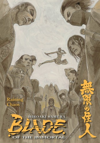 BLADE OF THE IMMORTAL TP VOL 28 RAINING CHAOS