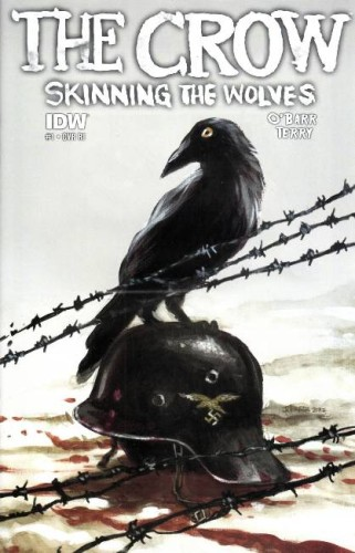 CROW SKINNING THE WOLVES #1 (OF 3) 10 COPY INCV