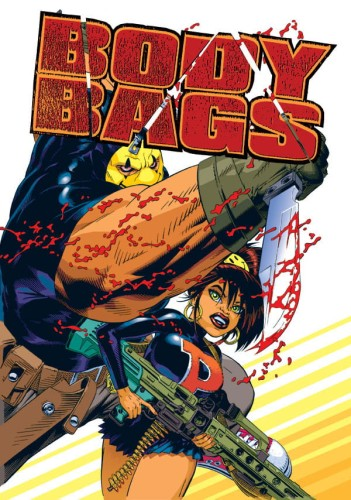 BODY BAGS TP VOL 01 FATHER'S DAY