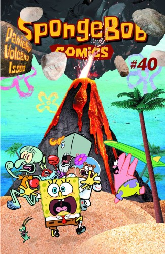 SPONGEBOB COMICS #40