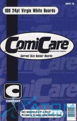 COMICARE CURRENT BOARDS (tekturki ochronne) 100 szt.