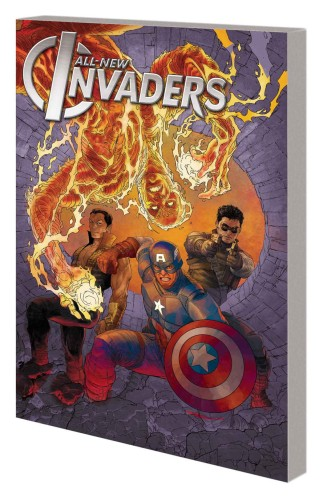 ALL NEW INVADERS TP VOL 01 GODS AND SOLDIERS