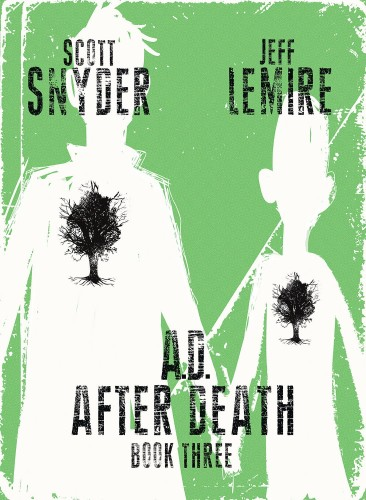 AD AFTER DEATH BOOK THREE