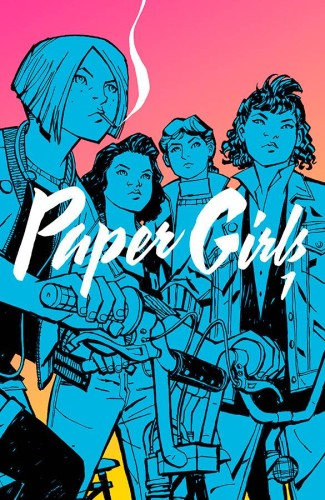 PAPER GIRLS TP VOL 01