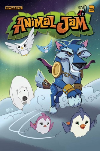 ANIMAL JAM #2 CVR B FLEECS