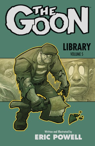 GOON LIBRARY HC VOL 05