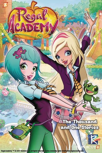 REGAL ACADEMY GN VOL 02 HAPPILY EVER AFTER
