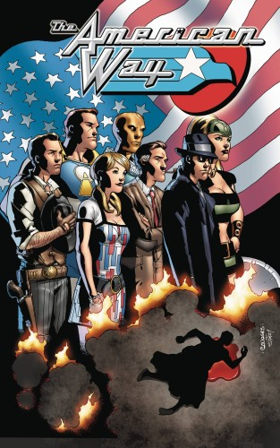 AMERICAN WAY 10TH ANNIVERSARY EDITION TP
