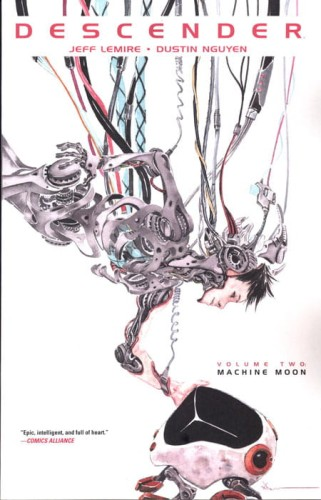 DESCENDER TP VOL 02 MACHINE MOON